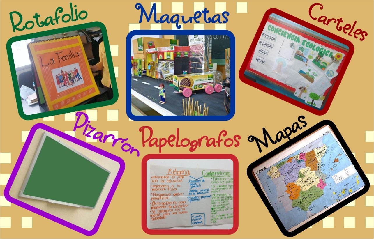 Mas materiales educativos