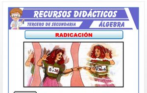 Ficha de Radicación para Tercero de Secundaria