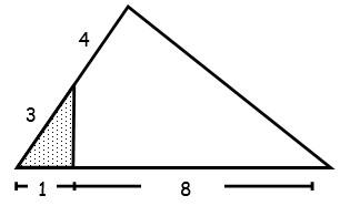 Actividades de Areas de Regiones Triangulares para Cuarto Grado