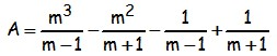 Actividades de Fracciones Algebraicas