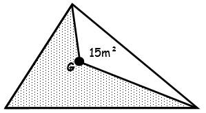 Ejercicios de Areas de Regiones Triangulares para Cuarto Grado