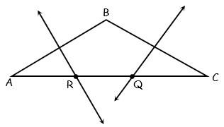 Ejercicios de Congruencia de Triangulos para Cuarto Grado