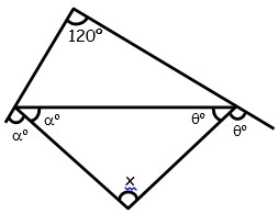 Ejercicios de Lineas Notables de los Triangulos para Segundo Grado