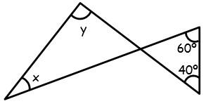 Ejercicios de Propiedades Adicionales de los triangulos Segundo Grado