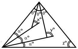 Ejercicios de Propiedades de los Triangulos para Cuarto Grado
