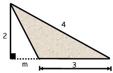 Ejercicios de Relaciones Metricas en Triangulos Oblicuangulos para Cuarto Grado