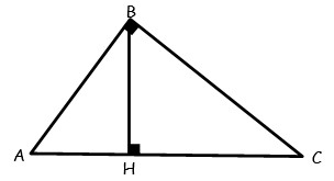 Ejercicios de Relaciones Metricas en Triangulos Rectangulos para Cuarto Grado