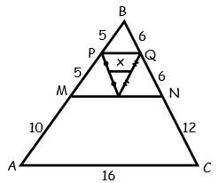 Ejercicios de Repaso de Triangulos para Tercer Grado