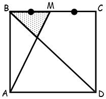 Problemas de Areas de Regiones Triangulares para Cuarto Grado