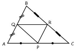 Problemas de Congruencia de Triangulos para Cuarto Grado