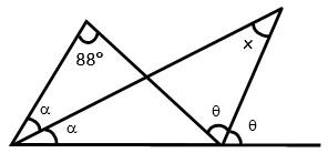 Problemas de Lineas Notables de los Triangulos para Segundo Grado