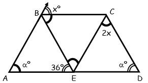 Problemas de Propiedades de los Triangulos para Cuarto Grado
