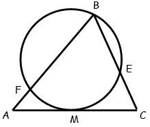 Problemas de Relaciones Metricas en la Circunferencia para Cuarto Grado