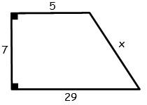 Problemas de Relaciones Metricas en Triangulos Rectangulos para Cuarto Grado