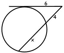 Problemas de Teoremas de las Relaciones Metricas para Tercer Grado