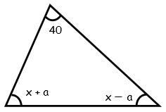 Repaso de triangulos ejercicios