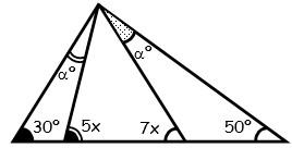 Triangulos problemas para Tercer Grado