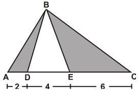 Actividades de Relacion de Areas de Regiones Triangulares para Quinto Grado