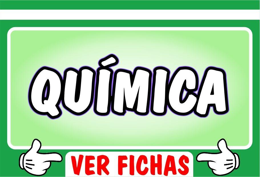 Ejercicios de Quimica para Secundaria - Recursos Didacticos