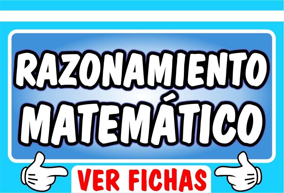 Ejercicios de Razonamiento Matematico para Secundaria - Recursos Didacticos