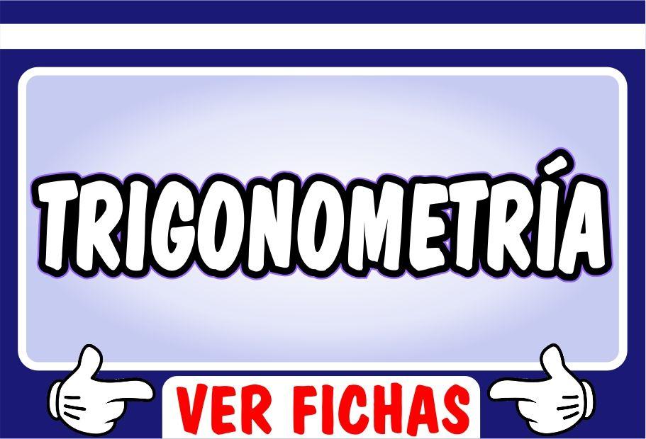 Ejercicios de Trigonometria para Secundaria - Recursos Didacticos