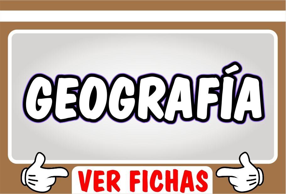Geografia para Secundaria